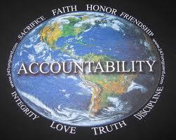 Accountability In A Virtual Environment